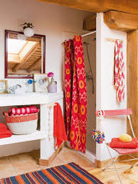 rideaux de cuisine campagne décoration maison de campagne un mélange de styles chic