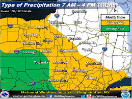 Upstate Ny Map Winter Storm Warnings In Place Across Upstate Ny As U0027complex