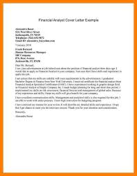 investment banking analyst cover letter fascinating bank sample