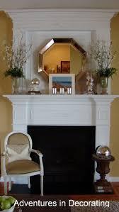 mantle decor the 25 best summer mantle decor ideas on pinterest fireplace