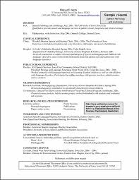 Sample Research Resume by Clinical Research Associate Resume Objectives Are Needed To