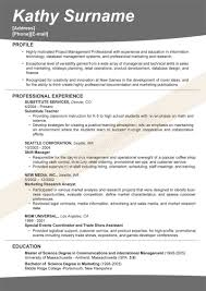 Resume Examples For Students by 100 Professional Accounting Resume Templates Image Gallery