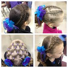gymnastics picture hair style gymnastic meet hairstyles once a gymnast always a gymnast 3