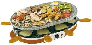 cuisine tout orva orva 14233 56 3 en 1 raclette à griller crêpiere 8 pers