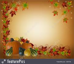 autumn halloween background thanksgiving autumn background border