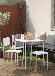 Modern Garden Table And Chairs Outdoor U0026 Garden Furniture U0026 Ideas Ikea