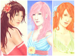 vanille in final fantasy wallpapers fang lightning and vanille by zolaida on deviantart