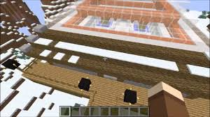 how to build a layer house with minecraft modern blueprints by