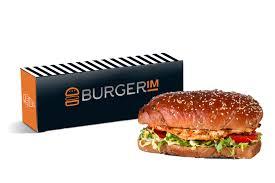 menu burgerim gourmet burgers