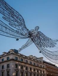 london christmas decorations selfridges department store