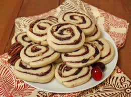 cranberry pecan pinwheels recipe oh nuts