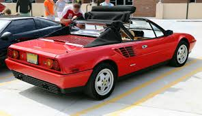 1993 Ferrari Mondial T Coupe Pics Specs And News Allcarmodels Net