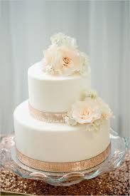 glamorous rose gold wedding ideas wedding cake rose and cake