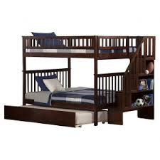 Full Over Full Futon Bunk Bed by Atlantic Futon Roselawnlutheran