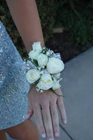 Corsage And Boutonniere Cost Classic Rose White Boutonniere And Corsage Wedding Package White
