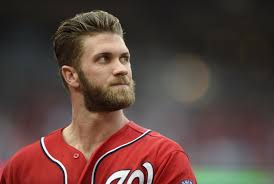 what is bryce harper haircut called image collections haircut