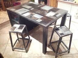 table de cuisine haute avec tabouret table de cuisine haute avec tabouret table de cuisine sous de