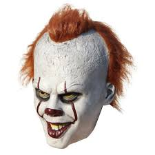 scary mask pennywise scary mask cloutgods