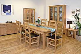 Dining - Oak dining room set
