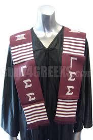 kente stoles gamma sigma sigma kente graduation stole