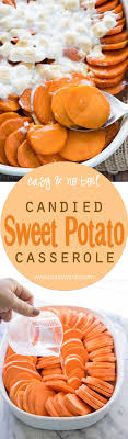 no boil candied sweet potato casserole i wash you