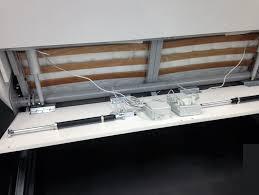 mecanisme lit mural escamotable mécanisme de lit relevable vertical electrique grandes largeurs