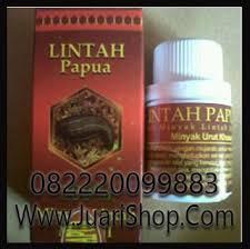 distributor oil lintah papua asli di sulawesi tengah
