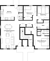 Townhome Floor Plans 3 Bedroom 2 Bath Townhome Emerson Square Apartmentsemerson