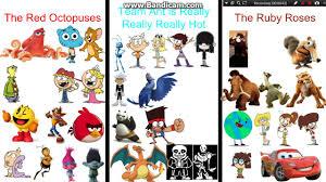 character elimination 3 around the world episode 18