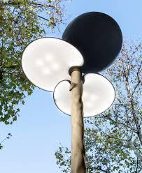 mathieu lehanneur u0027s street lights in paris express balance between
