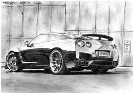 nissan skyline drawing nissan skyline gt r r34 by arek ogf on deviantart