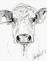 best 25 cow drawing ideas on pinterest cartoon cow cow