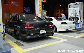 stanced toyota just another drift night r32taka