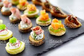 canapes for canapes for stock photo more pictures of antipasto istock