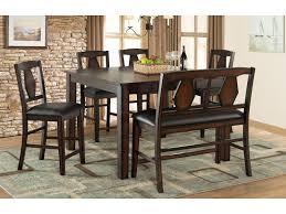 Dining Room Pub Sets Tuscan Hills 6 Pc Pub Set Orange County Ca Daniel U0027s Home Center