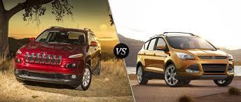 Ford Escape Colors 2016 - 2016 jeep cherokee vs 2016 ford escape jeep dealer near canton