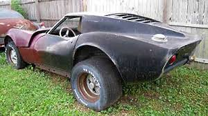 corvette kit 1974 maco shark corvette build project