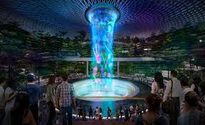 jewel changi airport in singapore beautiful lands an error occurred