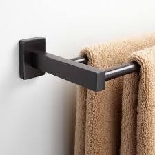 Bathroom Towel Display Ideas Towel Bar Bathroom Helsinki Double Towel Bar Bathroom Helsinki