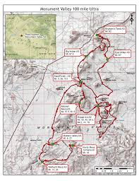 grand map pdf monument valley course map the grand circle trail race series