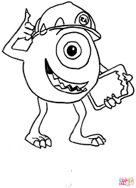 download coloring pages monsters coloring pages monsters
