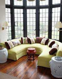 3 u003c3 u003c3 the colors the windows u0026 the rounded couch u003c3 rooms