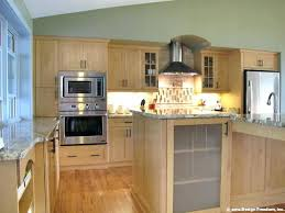Kitchen Cabinet Modern Kitchen Cabinets Light Wood Light Wood Kitchen Cabinet Designs