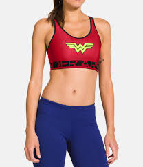 Wonder Woman Workout Clothes Women U0027s Under Armour Alter Ego Wonder Woman Bra Under Armour Us