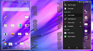 htc sense 3 0 launcher apk install htc sense 6 theme with icon pack on xperia devices