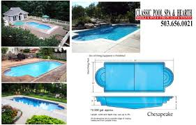 Outside Pool Inground Swimming Pools Inground Spas Pool Builder