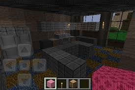 Minecraft Pe Bedroom Modern Kitchen Minecraft Pe Interior Design