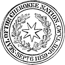 cherokee seal clipart etc