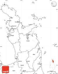 Oceania Blank Map by Blank Simple Map Of Thames Coromandel