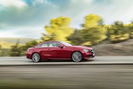mercedes e class coupe mercedes e class coupe production starts in bremen